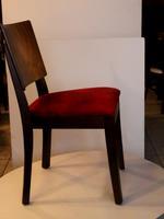 качествен дървен стол