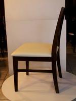 Градински качествен дървен стол