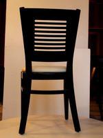 Външни дървени столове за ресторанти
