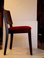 дървени столове за ресторанти за външно ползване