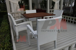 Ратанова мебел за дома и градината