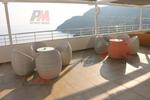 Сепарета за кафене,произведен от ратан различни цени  за плаж и басейн