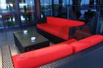 мебел от ратан за вътрешна и външна употреба