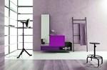 шкафове за баня с механизми blum солидни