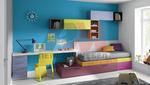 поръчкови мебели за обзавеждане на Вашата модерна детска стая