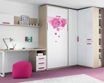 Мебели за детски стаи в различни цветове София