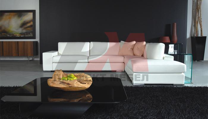 Уникални ъглови дивани с лежанка по клиентски размери