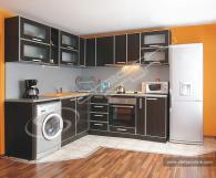 Кухня 4 Стандарт алуминиев кант