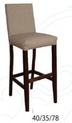 Бар столове с облегалка 18222-1682