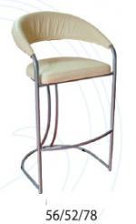 Бар стол с облегалка 18223-1682