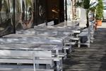луксозни маси с пейки по поръчка