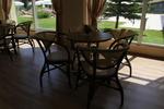 Столове от бамбук за Вашата градина