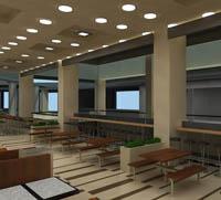 Интериорен дизайн за заведения