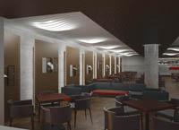 Интериорен дизайн на кафенета
