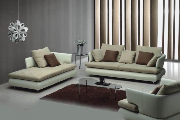 Стилен диван тройка 212/99/65см
