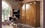 италиански луксозен гардероб от масив