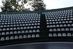 Седалки от полипропилен за спортни зали