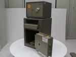 Метални депозитни сейфове с цени, с различни размери